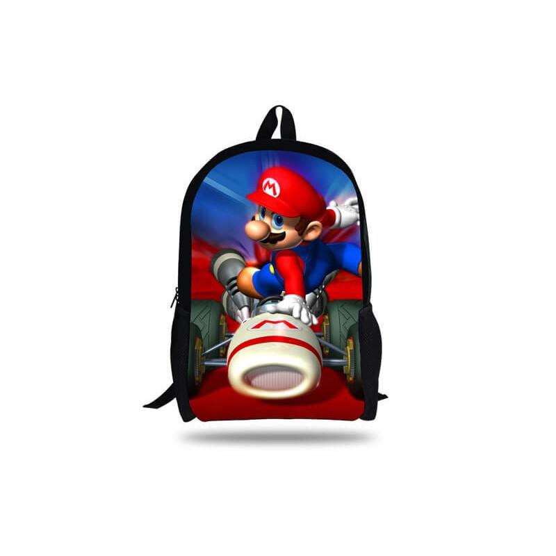 regarder 87189 3cdc2 Cartable enfants Super Mario Bros sac à dos