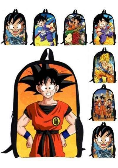 Cartable sac à dos Dragon Ball super qualité