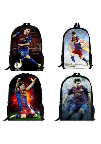 Cartable sac à dos FOOTBALL STARS DESIGN