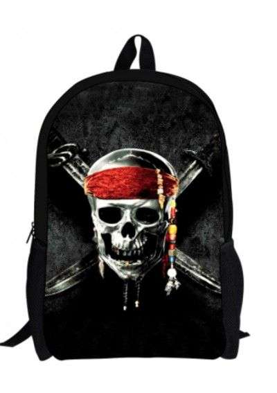 Cartables enfants pirates des caraibes sac à dos