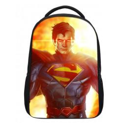 Cartable sac à dos imprimé SUPERMAN – Modèles uniques