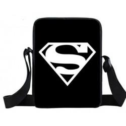 Sacoche pochette  bandouière superman