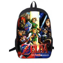 ZELDA cartable sac à dos imprimé 3D jeux vidéo