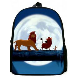 Cartable LE ROI LION sac à dos enfants imprimés 3D