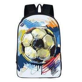 Cartable sac à dos football art design 50 modèles