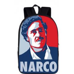 NARCOS cartable ados sac à dos imprimé série Tv