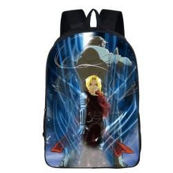Cartable fullmetal alchemist sac à dos  imprimé