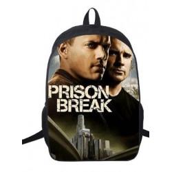 Cartable Prison break sac à dos toile