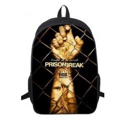 Cartable Prison break imprimé sac à dos