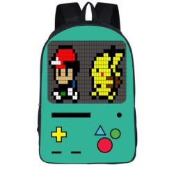Cartable Game Boy Nintendo rétro imprimé 3D