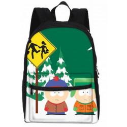 sac à dos south park ados étudiants