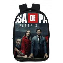 SAC A DOS LA CASA DE PAPEL