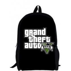 Sac à dos GTA Grand Theft Auto imprimé 3D