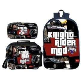 Sac à dos GTA Grand Theft Auto imprimé 3D