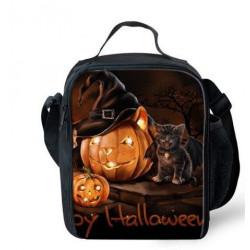 sac à goûter Halloween lunch bag