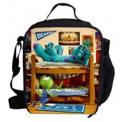 Lunch bag MONSTRES & Cie sac à repas  isotherme imprimé 3D