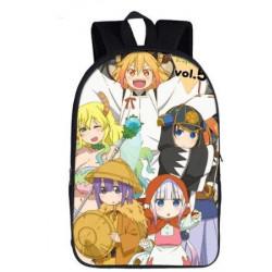 cartable sac à dos Miss Kobayashi