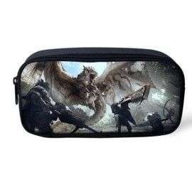 Trousse imprimée Monster Hunter