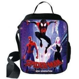 Sac à repas  SPIDERMAN Lunch bag isotherme imprimé 3D