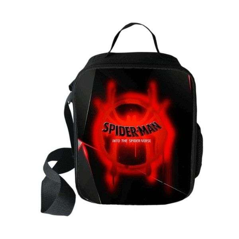 Sac à repas  SPIDERMAN Lunch bag isotherme imprimé 3D