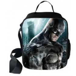Lunch bag BATMAN sac à repas  isotherme imprimé 3D