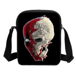 Lunch bag DEADPOOL sac à repas  isotherme imprimé 3D