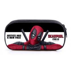 Sacoche Deadpool imprimée avec bandoulière