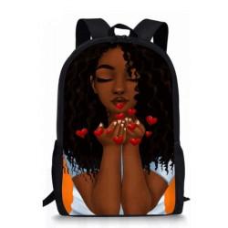 Cartable Black is beautiful Edition spéciale beauté Africaine