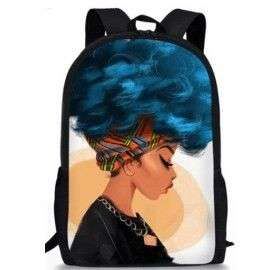 Cartable Black is beautiful Edition spéciale beauté Africaine