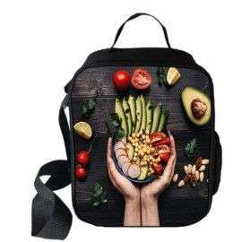 Cartable VEGAN sac à dos  imprimé cause animale