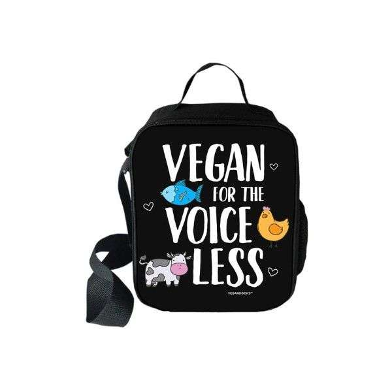 Cartable VEGAN sac à dos  imprimé cause animale