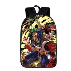 Cartable MY HERO ACADEMIA sac à dos manga imprimé 3D