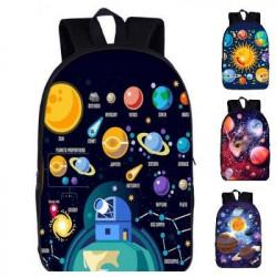 Cartables enfants astronomie et univers
