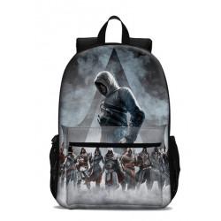 Cartable sac à dos Assassin's Creed avec pochette avant sac à dos gaming