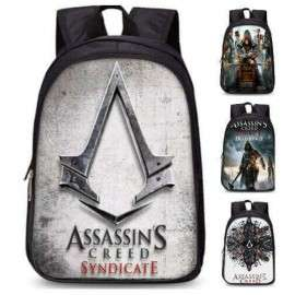 Cartable assassin's creed sac à dos gaming