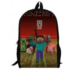 school bag Minecraft backpack kids and teens