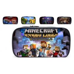 Minecraft pencil cases printed