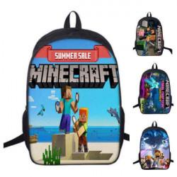 Cartable sac à dos MINECRAFT