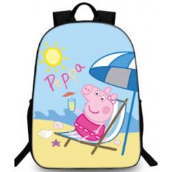PEPPA PIG Cartable maternelle imprimé Sac à dos enfants