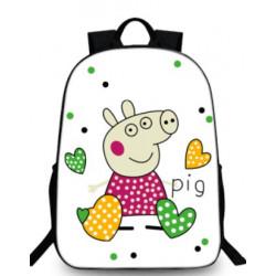 PEPPA PIG school backpack for kindergarten
