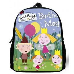 BEN & HOLLY school backpack for kindergarten