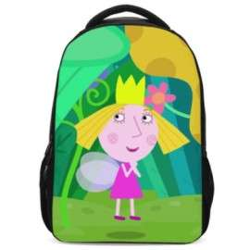 Ben & Holly little kingdom school backpack for kindergarten