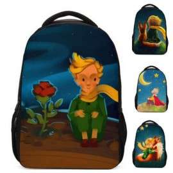 THE LITTLE PRINCE school backpack for kindergarten