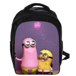 Backpack Minions for Kindergarten