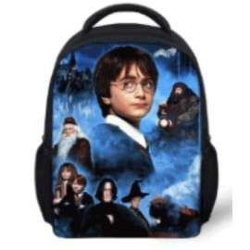 Backpack Harry potter for Kindergarten