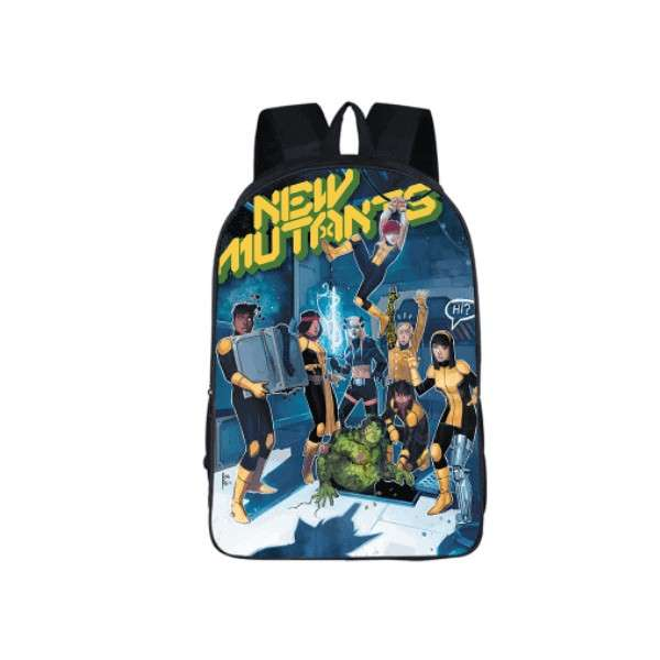 Xmen new mutants backpacks