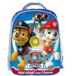 Cartable Pat Patrouille maternelle – sac à dos de la petite à la grande section