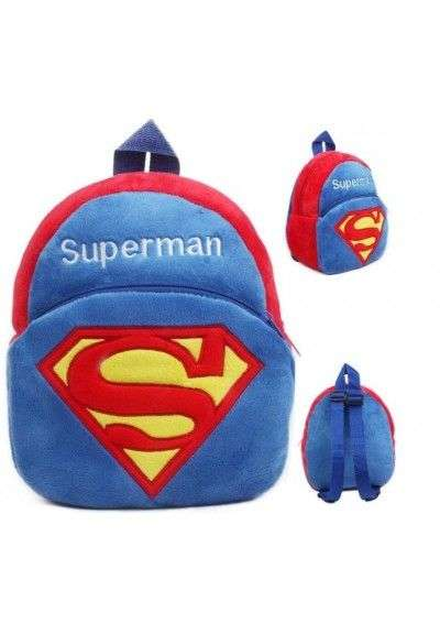 cartable enfants maternelle primaire Super Héros * SUPERMAN* * SPIDERMAN * BATMAN * CAPITAINE AMERICA